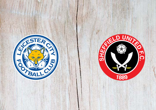 Leicester City vs Sheffield United -Highlights 16 July 2020