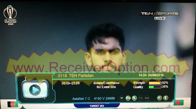NEWSAT O2+ HD RECEIVER TEN SPORTS OK NEW SOFTWARE