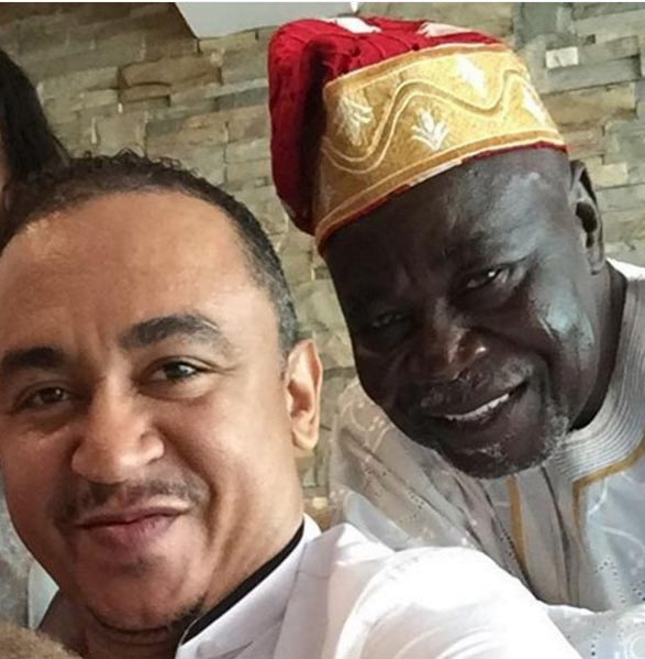 Fans go ballistic as Freeze shares photo of his dad to mark Fathers Day