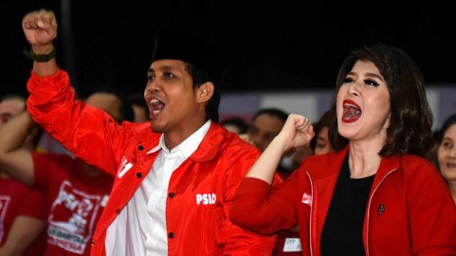 Rahman Simatupang: PSI Didirikan untuk Bela Korupsi Penguasa & Disokong Taipan