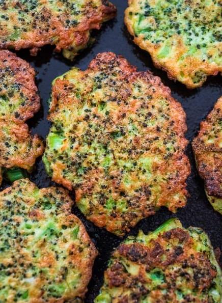 Basic Broccoli Fritters