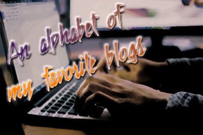 An alphabet of J's favorite blogs