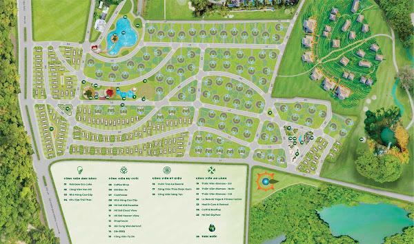 hệ thống tiện ích nội khu tại dự án La Beaute' Bảo Lộc