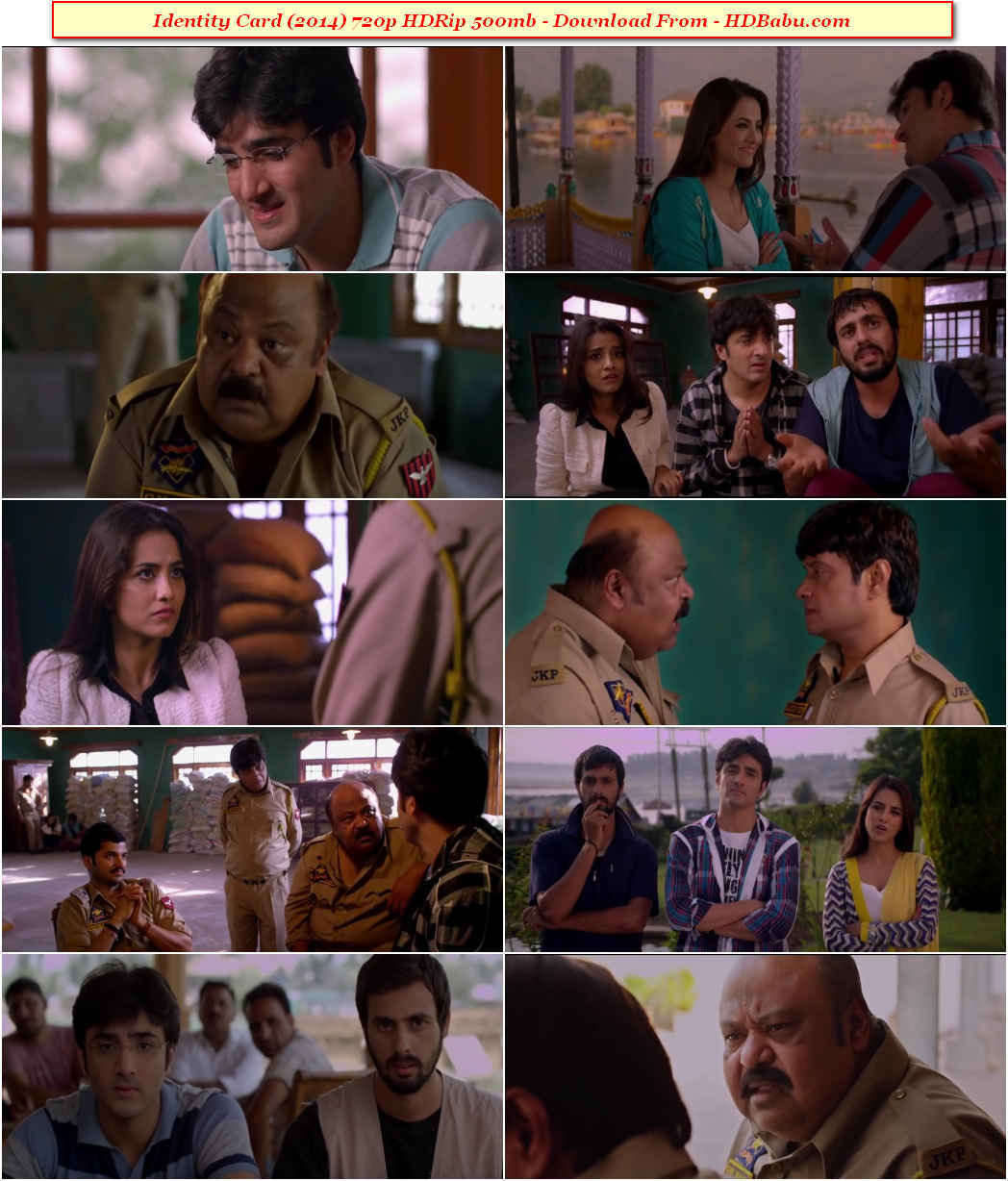 Identity Card Full Movie Download