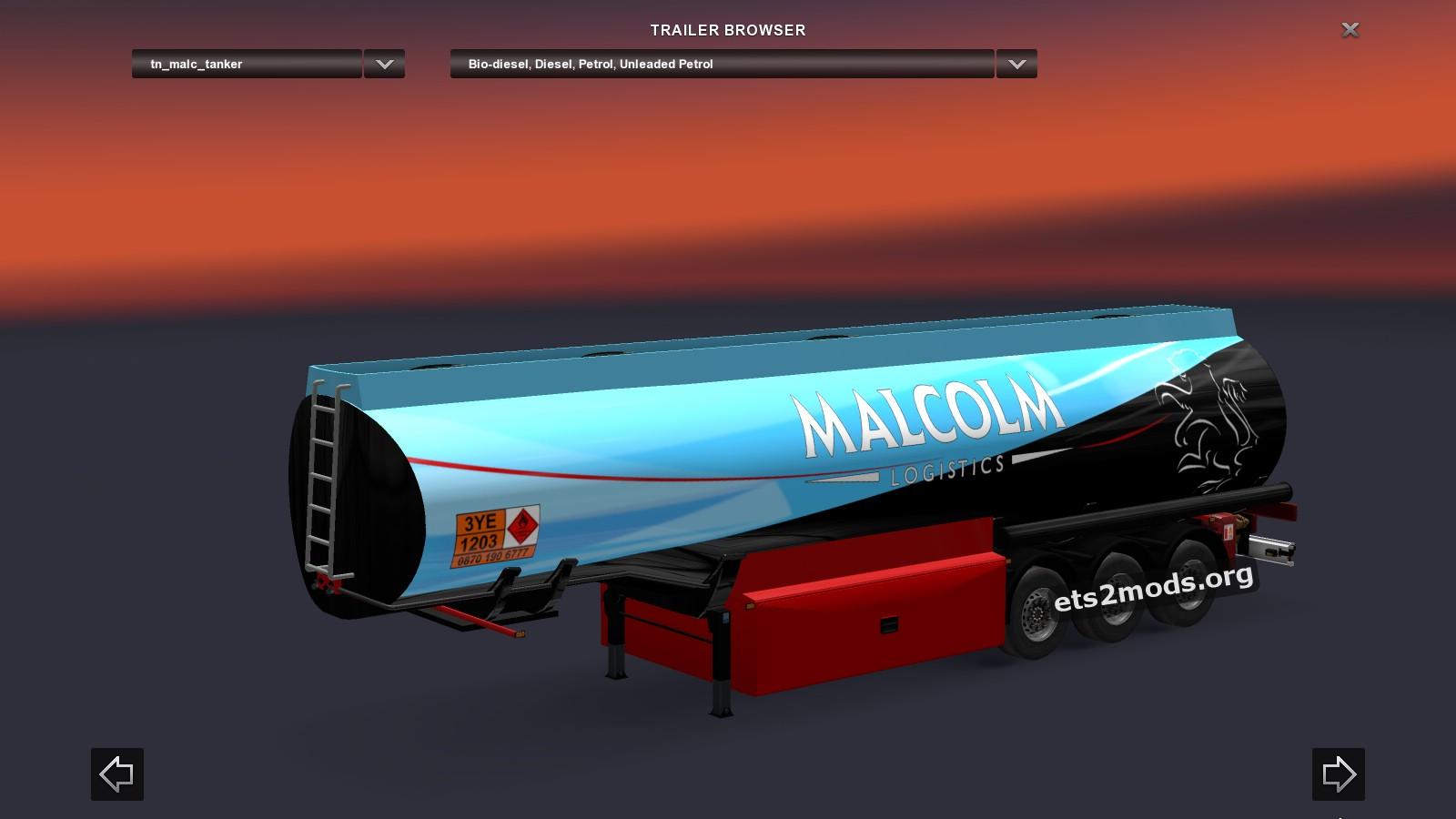 Big Malcolm Mod