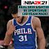 NBA 2K21 REAL SKIN Lighting by SportsHub (30-team Pack)