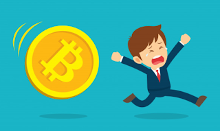 Hal Yang Harus Dilakukan Ketika Coin Yang Kita Beli Harganya Turun