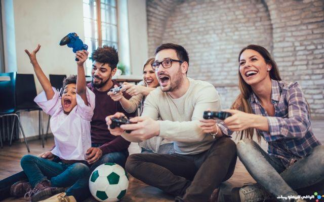 إيرادات الألعاب تسجل رقماً قياسياً اثناء الحجر الصحي