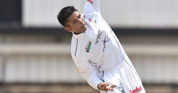 Keshav Maharaj - Hollywoodbets Dolphins and Proteas Cricketer - Spin Bowler
