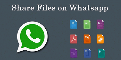 ارسال تطبيقات والعاب وملفات apk عبر الواتس اب على اندرويد