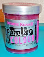jerome russell punky colours flamingo pink hair dye review bright