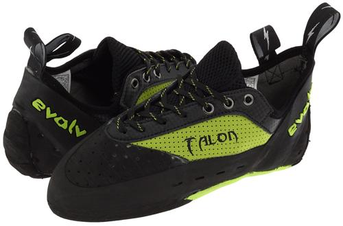 Evolv Talon Climbing Shoe Review
