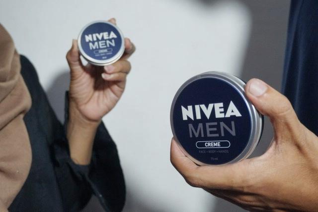 Nivea men creme, krim multifunsi untuk perawatan pria