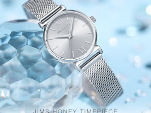 JIMS HONEY TIME PIECE JHW-02
