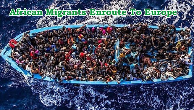african migrants europe