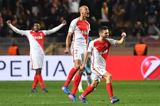 Monaco Knock Out Man City In An Amazing Champions League Match
