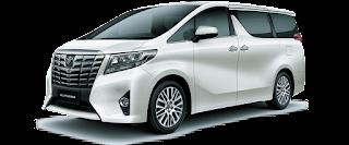 gia xe Alphard Toyota Hung Vuong