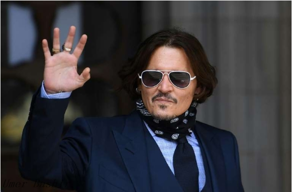 The Actor Is Rescued By Johnny Depp Crew During The London Scandal