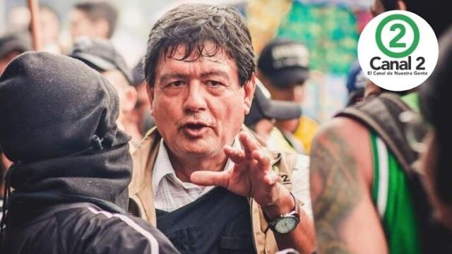 Plan sicarial contra José Alberto Tejada de Canal 2