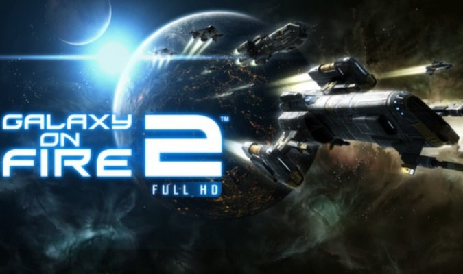 Rekomendasi Game Space Terbaik tuk Android - Galaxy on Fire 2