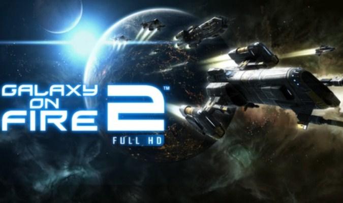 Rekomendasi Game Space Terbaik tuk Android - Galaxy on Fire 2