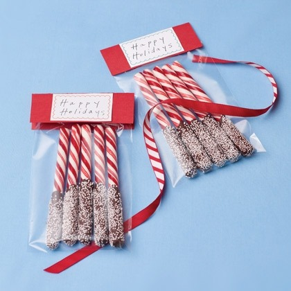 Pretty Peppermint Sticks