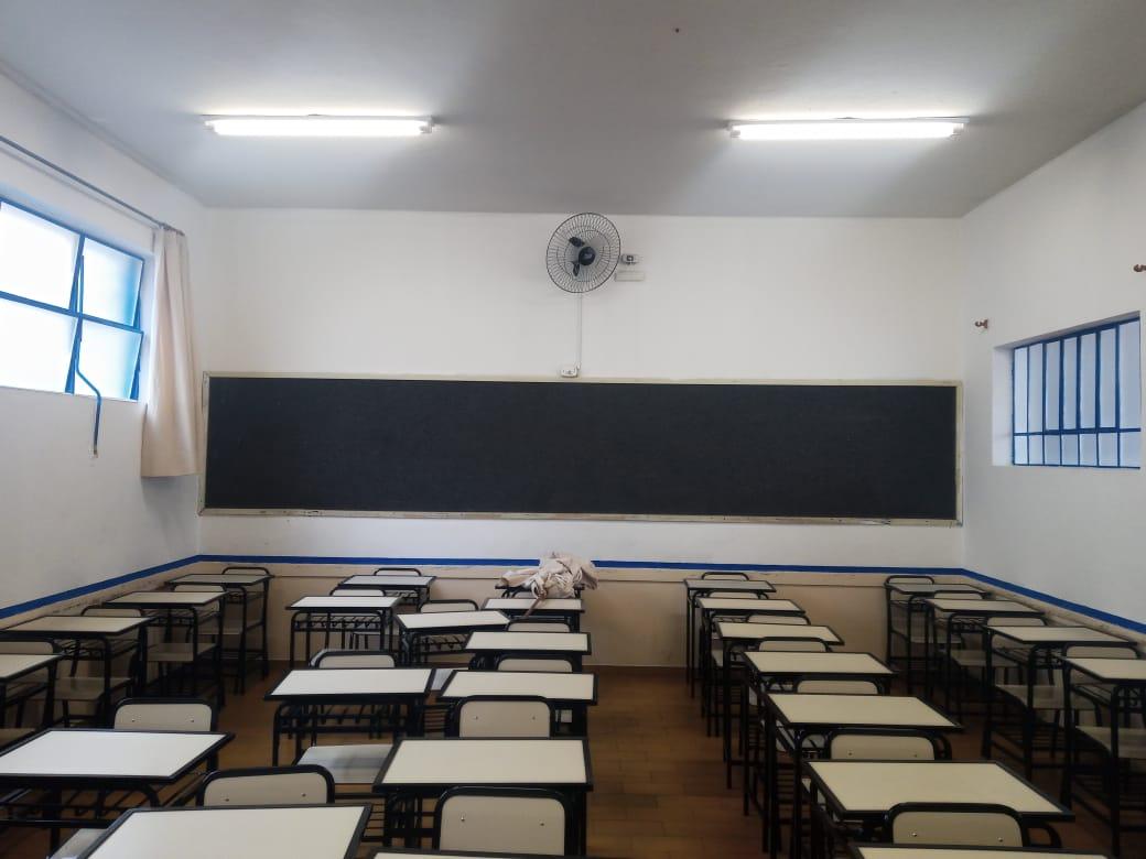 Cemig moderniza iluminação de escolas públicas de Lavras