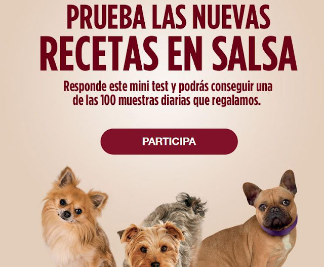 MUESTRAS PURINA ONE