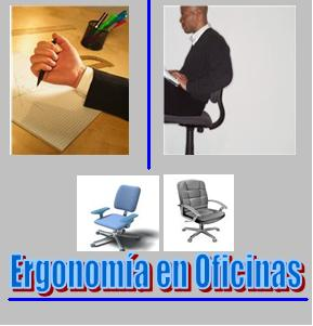 Ergonomía en Oficinas 1