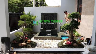 Tukang Kolam Minimalis Cimanggu Bogor - SuryaTaman