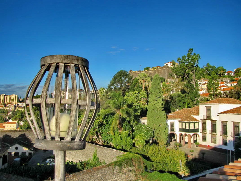 Quinta das Cruzes museum