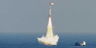 Missile K-4 India