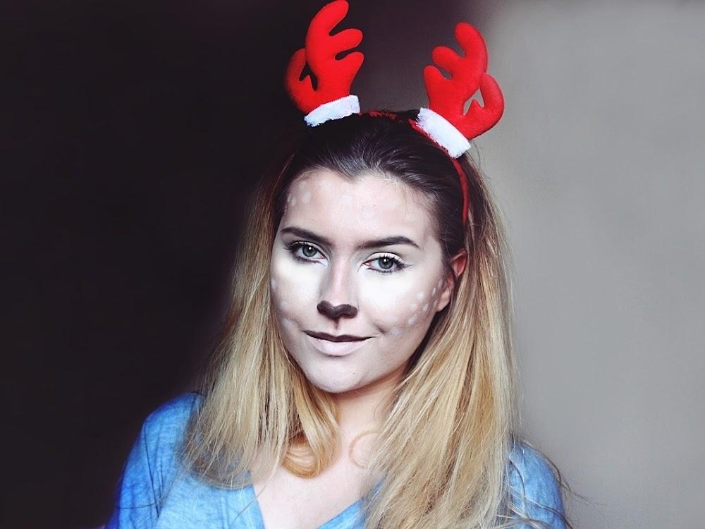 2 Makijaż Ala Renifer Czyli Jak Zaskoczyć W święta