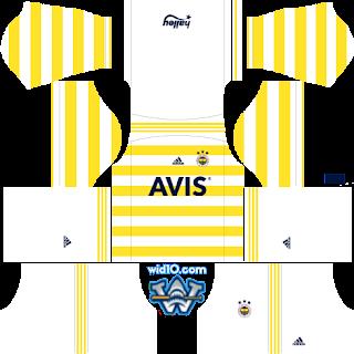 Fenerbahçe 2019 Dream League Soccer fts 18 forma logo url,dream league soccer kits, kit dream league soccer 2018 2019,