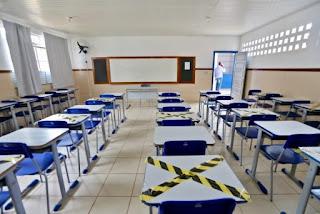 TJBA suspende liminares que determinavam retorno das aulas no estado da Bahia