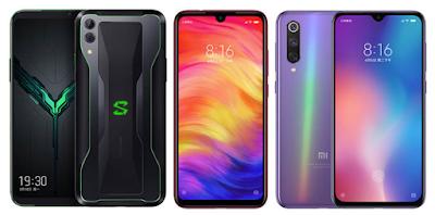 HP Xiaomi Terbaru 2019