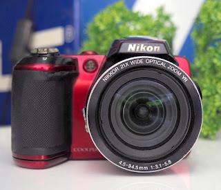 Jual Kamera Nikon L120 Bekas