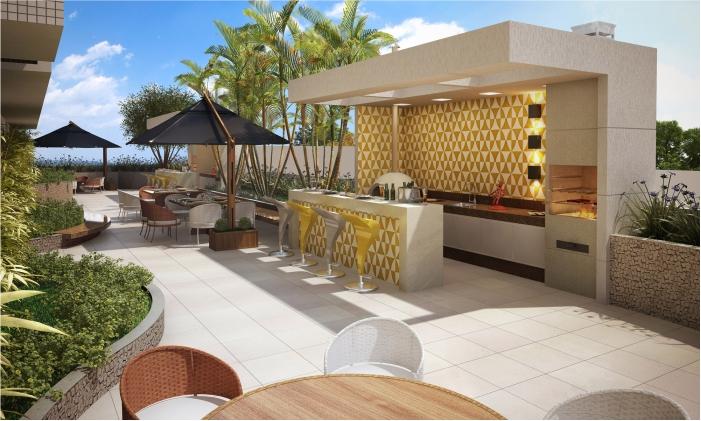 Ara construcciones en general quinchos minimalistas for Patios con piletas y quinchos