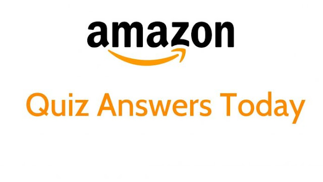 Amazon Quiz Today 4 April 20 Answers - Win Marvelous Prizes
