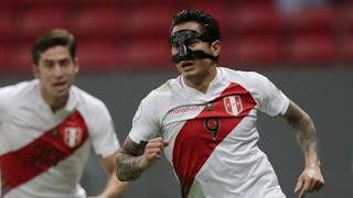 Gianluca Lapadula: El 9 de la Selección Peruana