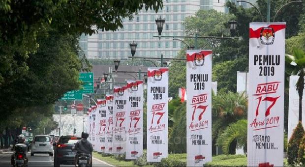 TNI Bersama Komponen Bangsa Kawal Tahapan Pemilu