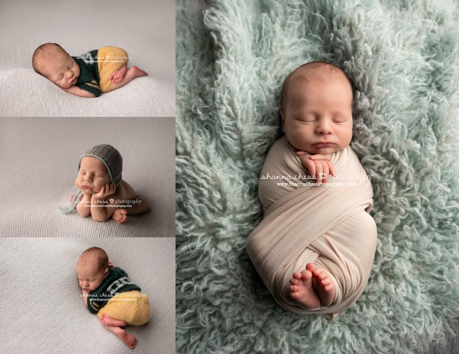 Newborn photography Eugene Oregon