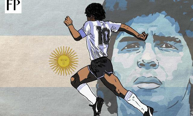 Παγκόσμιο σοκ στο ποδόσφαιρο: Πέθανε ο Ντιέγκο Μαραντόνα