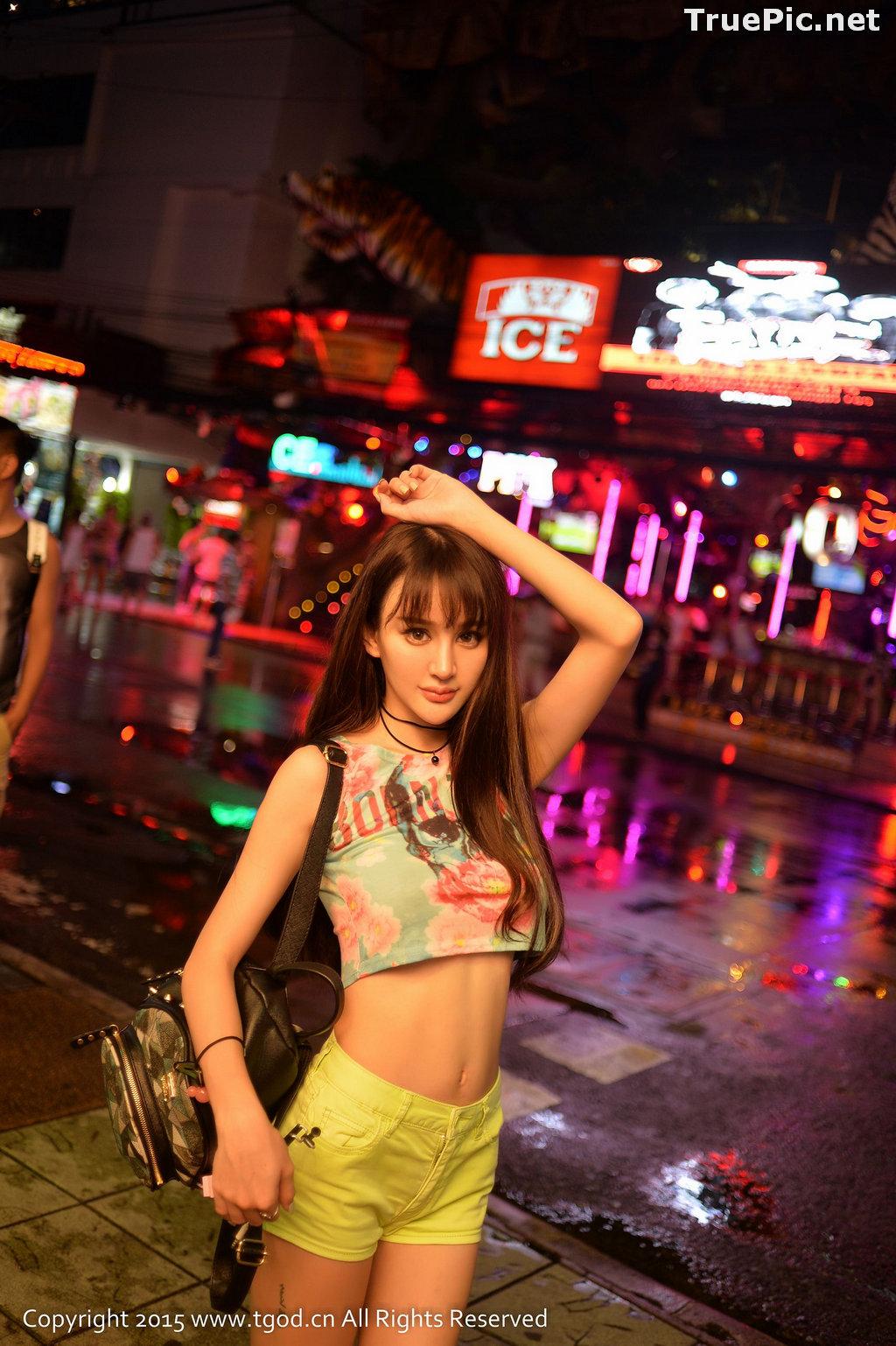 Image TGOD 2015-11-10 - Chinese Sexy Model - Cheryl (青树) - TruePic.net - Picture-21