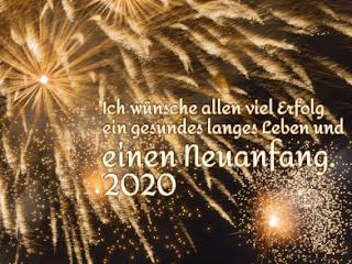 Neujahrswünsche 2020
