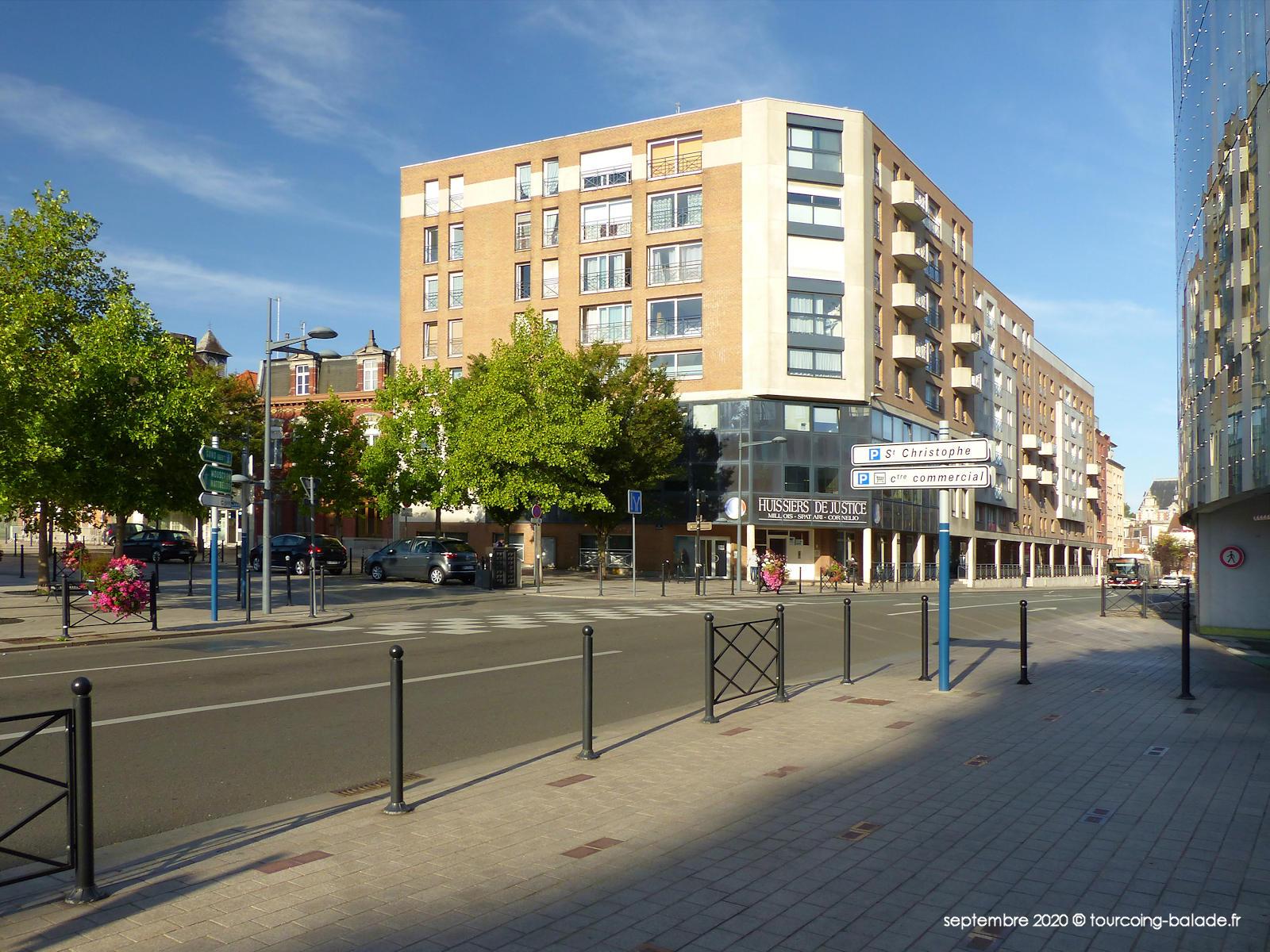 Résidence Faidherbe, Tourcoing 2020
