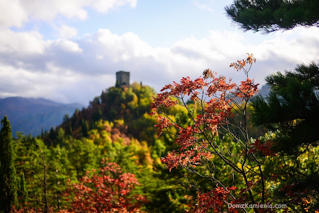 Marradi Castellone - blog Dom z Kamienia, Toskania nieznana