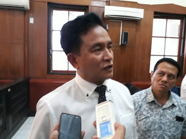 Tak Boleh Bela Jokowi-Ma'ruf dan HTI, Yusril Didesak Tentukan Pilihan