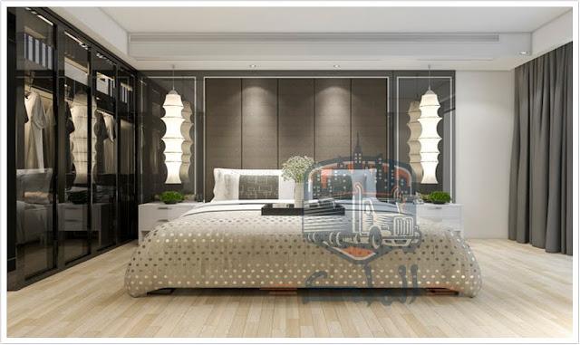 خزانة ملابس لغرفة النوم المجهزة لمنزل أحلامك