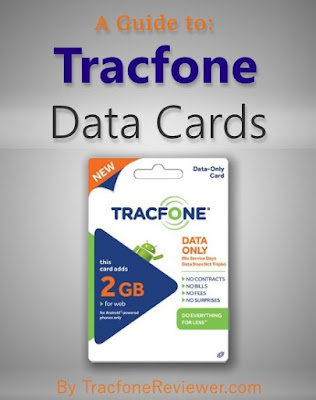 how does data work on tracfone